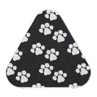 Paw Prints For Pet Owners Blueooth Speaker