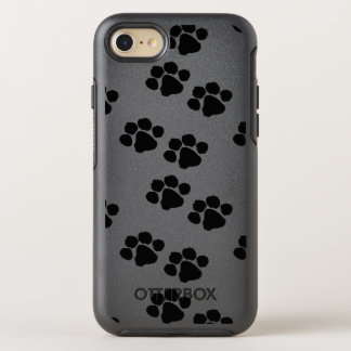 Paw Prints For Pet Owners OtterBox Symmetry iPhone 7 Case