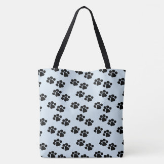 Paw Prints For Pet Owners Tote Bag