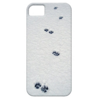 Paw prints iPhone 5 case