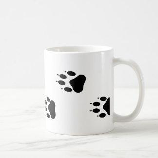 Paw Track Animal Care Mugs