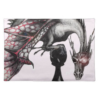 pawn dragon American Mojo Placemat