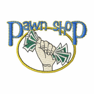 Pawn Shop Embroidered Shirt