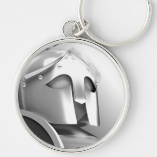Pawn Warrior: In Your Face, No. 1 Keychain