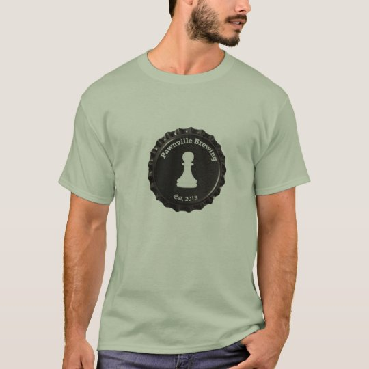 "Pawnville Bottlecap ""Little Power"" T-shirt"