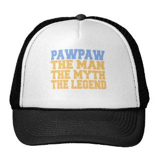 PawPaw (Blue-Yellow) Trucker Hat