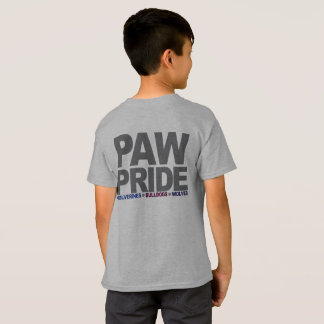 PawPride Boys T-Shirt