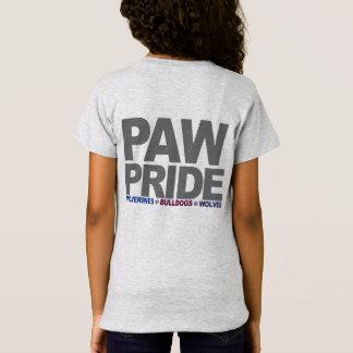 PawPride Girls T-Shirt