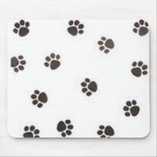 Pawprint Mouse Mat