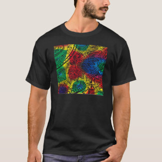 Pawprint Rainbow T-Shirt