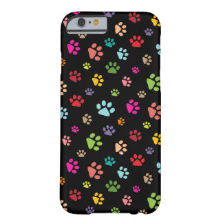 Pawprints Design Phone Case