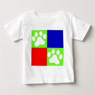 Paws Baby T-Shirt