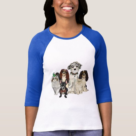 Paws, Claws & Feathers Apparel T-Shirt