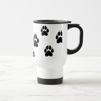 Paws for a cuppa !! travel mug