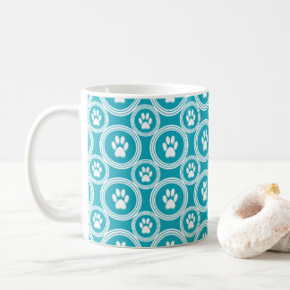 Paws-for-Coffee Mug (Jade)