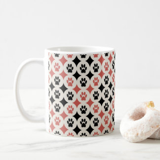 Paws-for-Coffee Mug (Spice)