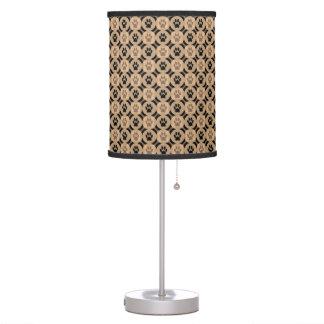 Paws-for-Décor Lamp (Mocha)