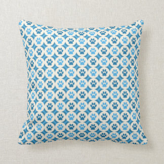 Paws-for-Décor Pillow (Skye/Navy)