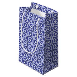 Paws-for-Giving Gift Bag (Indigo)