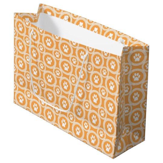 Paws-for-Giving Gift Bag (Marigold)