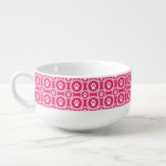 Paws-for-Soup Mug (Cherry)