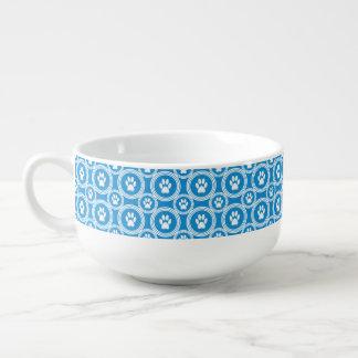 Paws-for-Soup Mug (Sky)