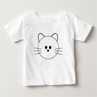 "Paws Here ""Kitty"" Infant T-Shirt"