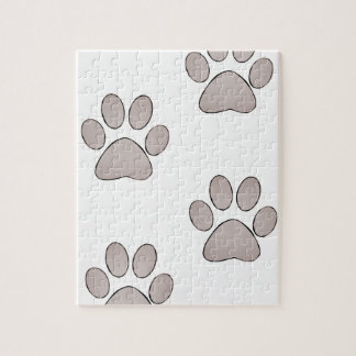 Paws Jigsaw Puzzle