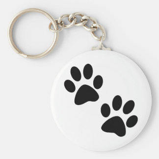 Paws Keychain