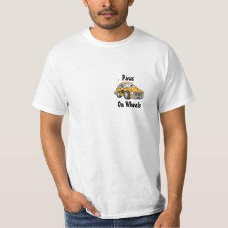 Paws on Wheels Transporter T-Shirt