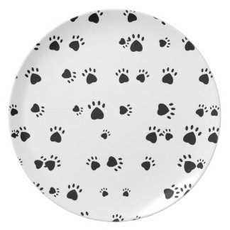 Paws Plate