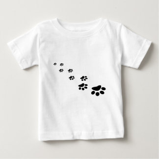 PAWS! (puppy dog paw prints) ~ Baby T-Shirt
