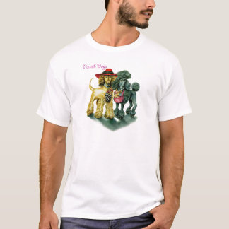 Pawsh Dogs T-Shirt