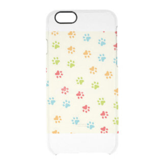 Pawsy Clear iPhone 6/6S Case