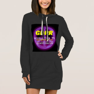 Paxspiration GDPR Hoodie Dress