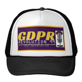 Paxspiration GDPR Trucker Hat