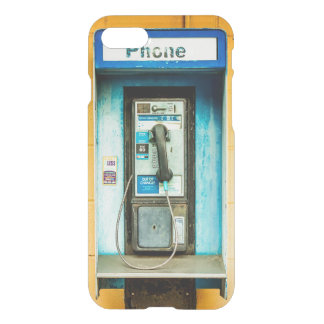 Pay Phone Booth iPhone 7 Case