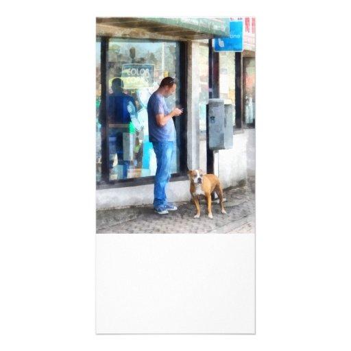 Pay Phone Photo Card
