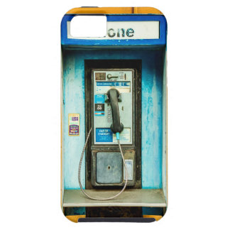 Pay Phone Telephone Booth iPhone 5 Case