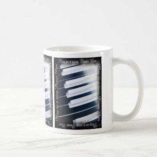 Pay Us A song Piano Man Mug