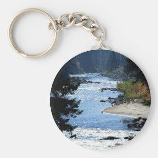 Payette River Keychain