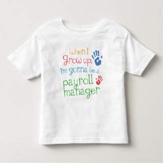 Payroll Manager (Future) Infant Baby T-Shirt