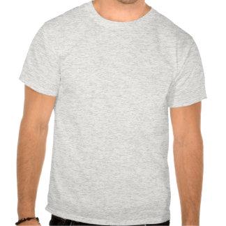 Pays croisé obtenez que vous pour ce que vous trav t-shirt