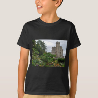 Pays royal de roi de château de Windsor T-shirt