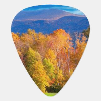 Paysage au Vermont Onglet De Guitare