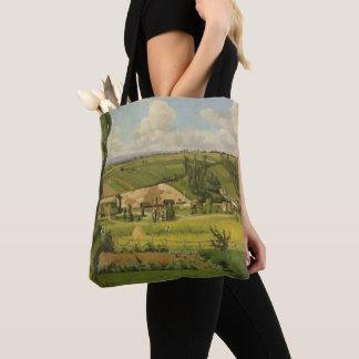 Paysage aux Patis, Pointoise Tote Bag