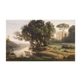 Paysage italien toiles