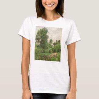 Paysage, temps gris a Eragny T-Shirt