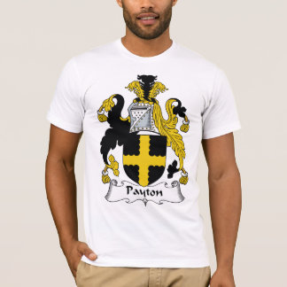 Payton Family Crest T-Shirt