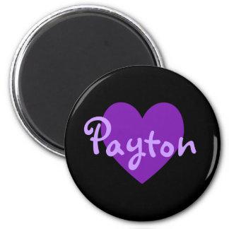 Payton in Purple Magnet